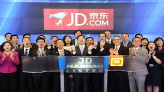 JD.com A