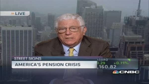 America's pension crisis