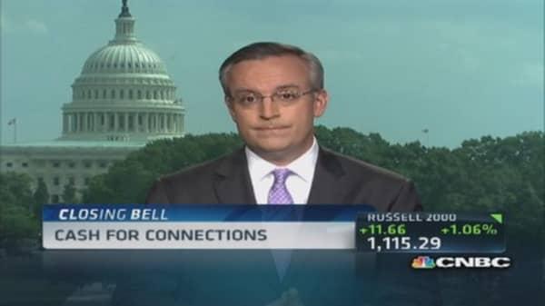 Ben Bernanke cashing in