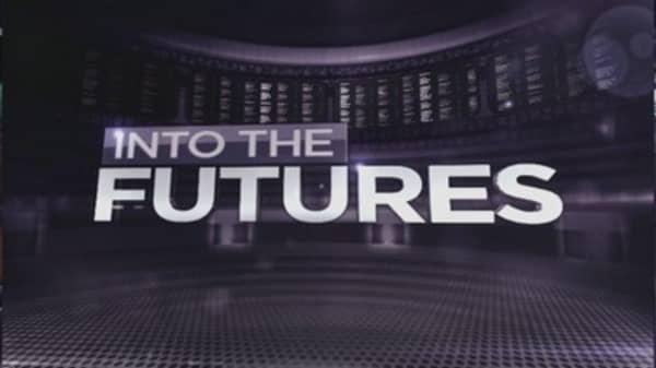 Into the futures: Key economic data