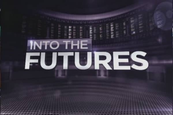 Into the futures: Key economic data