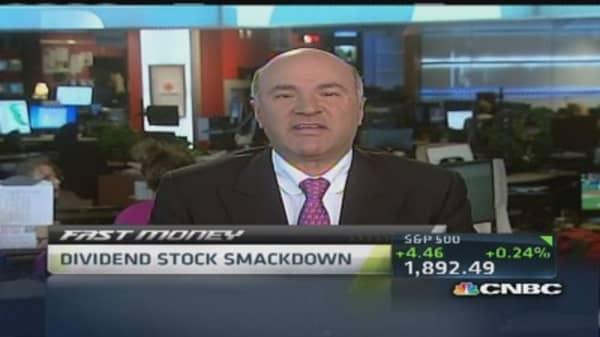 Dividend stock smackdown: Adami vs. O'Leary