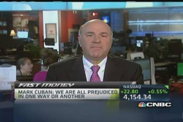 I support Mark Cuban: O'Leary