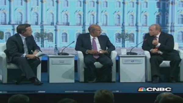 I respect choice of Ukrainians in elections: Putin