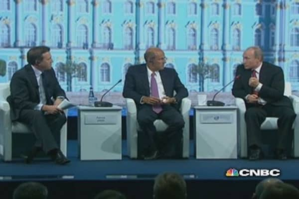 I respect choice of Ukrainians in elections: Putin