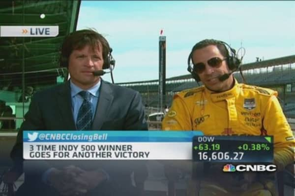 Helio Castroneves goes for 4th Indy 500 win