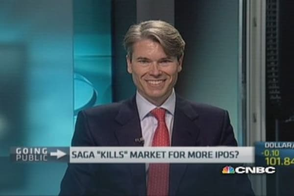 IPO window is 'narrowing': Pro