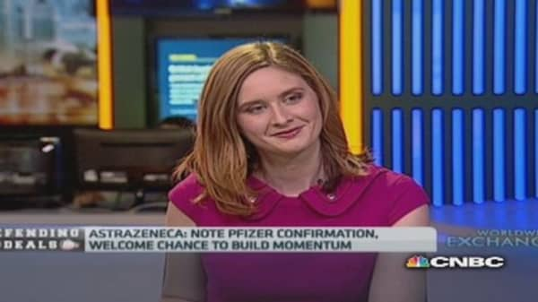 Pfizer issues 'testy statement' on AstraZeneca