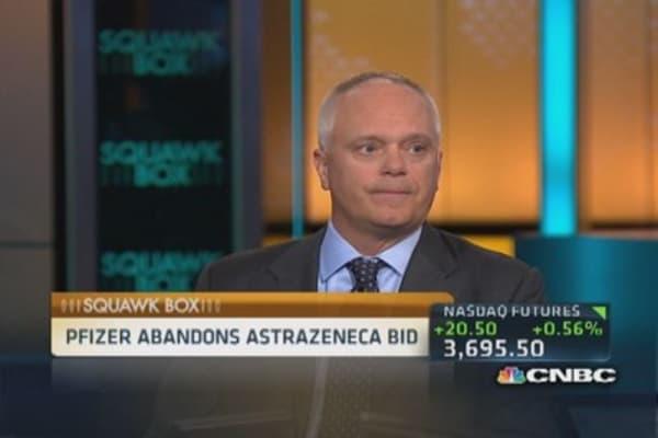Pfizer drops bid for AstraZeneca