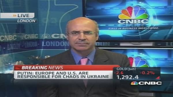 Can't believe a word Putin says: Browder