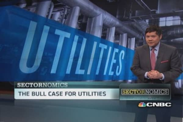 Bull case for utilities