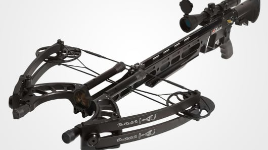 Precision Shooting Equipment TAC Elite crossbow.
