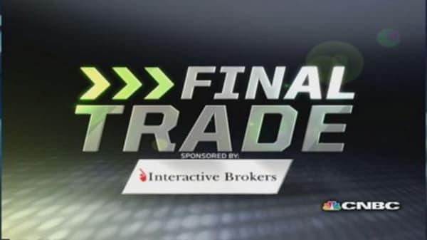 Fast Money Final Trade: TBT, TWTR, NADL, JBLU