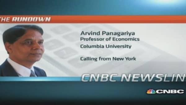 Arvind Panagariya: Top role under Modi? I've no idea