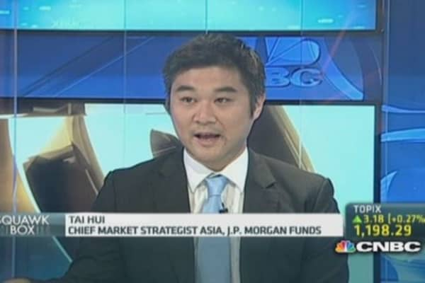 This is what Asia and EMs are lacking: JP Morgan