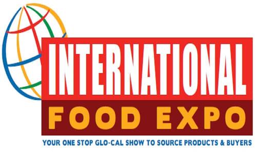 International Food Expo Logo