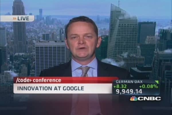 Google...show me the money: Expert