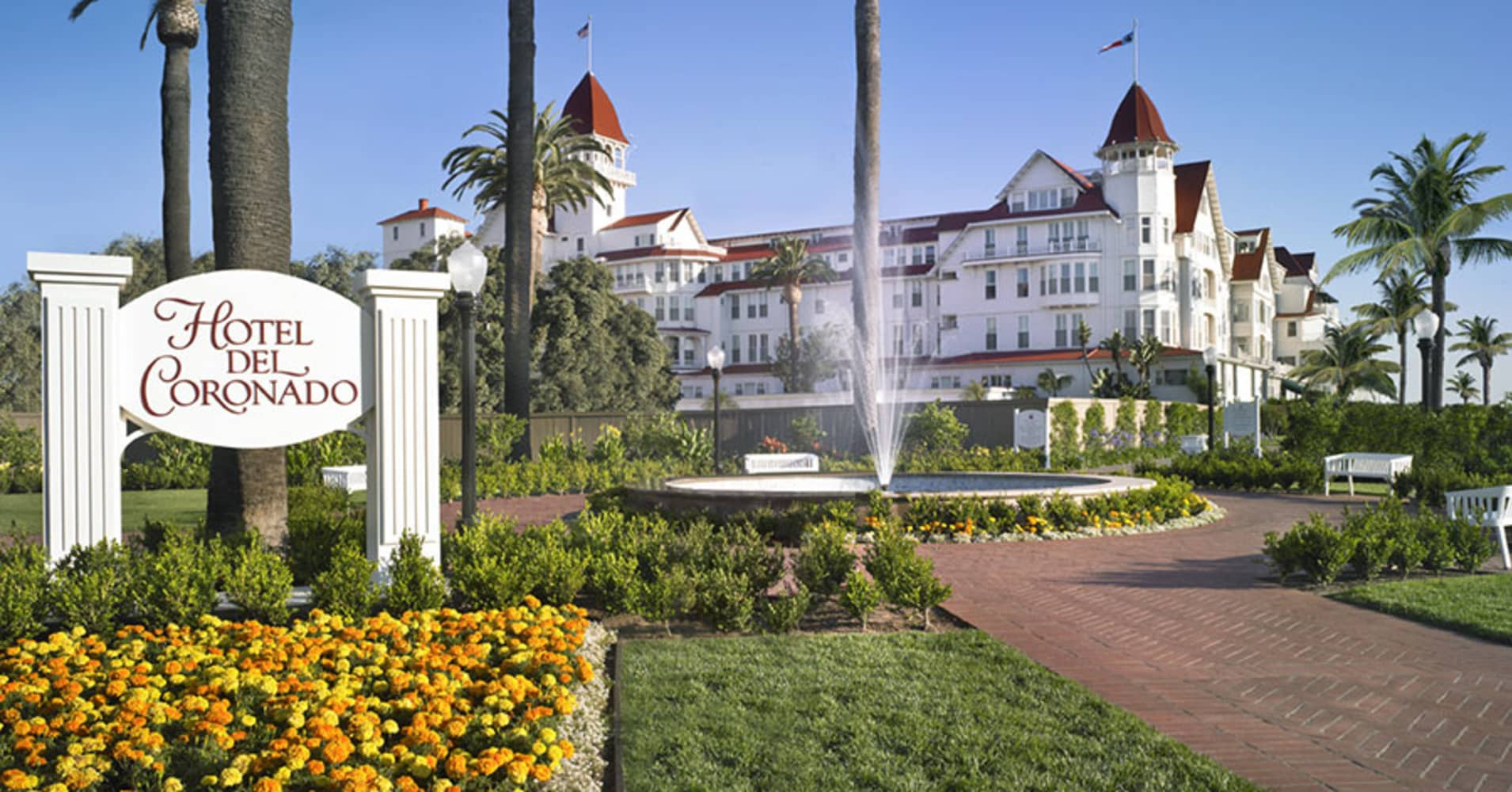 Celebrate 130 Years of the Iconic Hotel Del Coronado ...