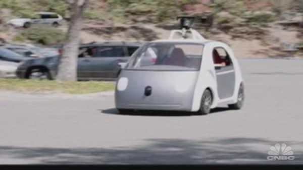 Tech Yeah! Google's driverless project