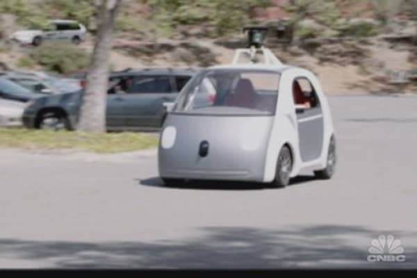 Tech Yeah! Google's driverless project