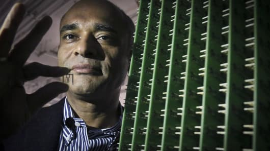 Chet Kanojia, founder and CEO of Aereo
