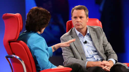 Doug McMillon, CEO of Wal-Mart.