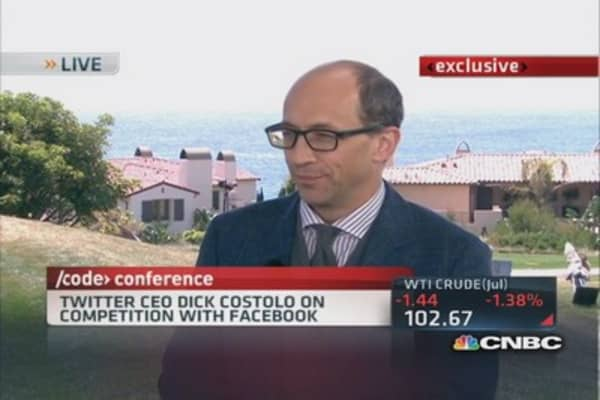 Twitter CEO focused on creating 'durable business'