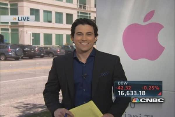 Apple gets Beats for $3 billion