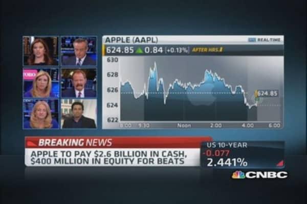 Apple buying Jimmy Iovine: Pro