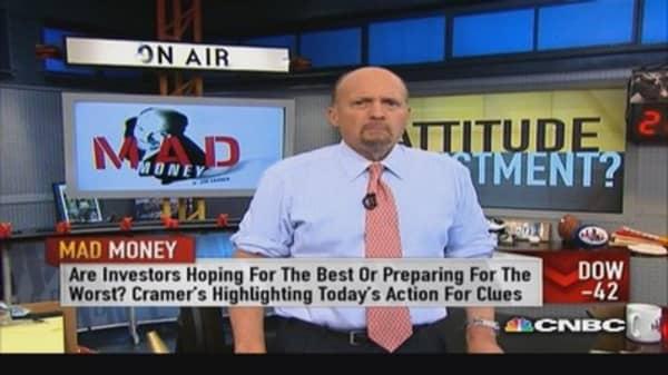 Cynicism can turn corrosive: Cramer