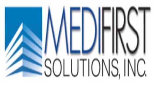 Medifirst Solutions, Inc. Logo