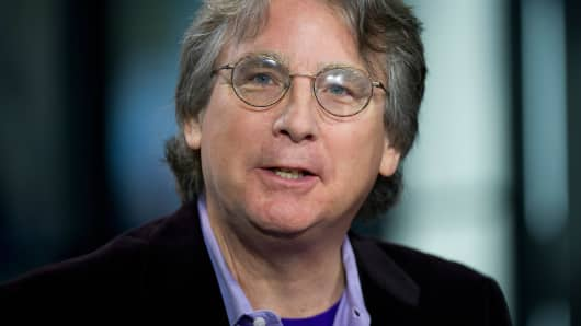 Roger McNamee, Elevation Partners