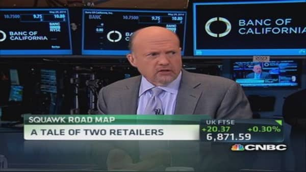 Cramer's state of retail