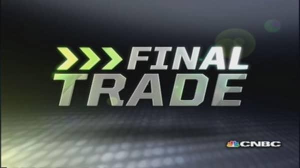 FMHR Final Trade: TGI, PBF, GTAT & AMAT
