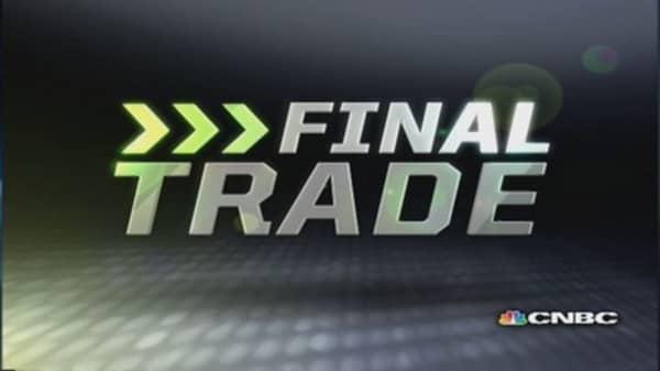 Fast Money Final Trade: EWY, SLB, PLCE, X
