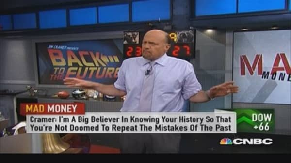 An e-commerce history lesson by Cramer
