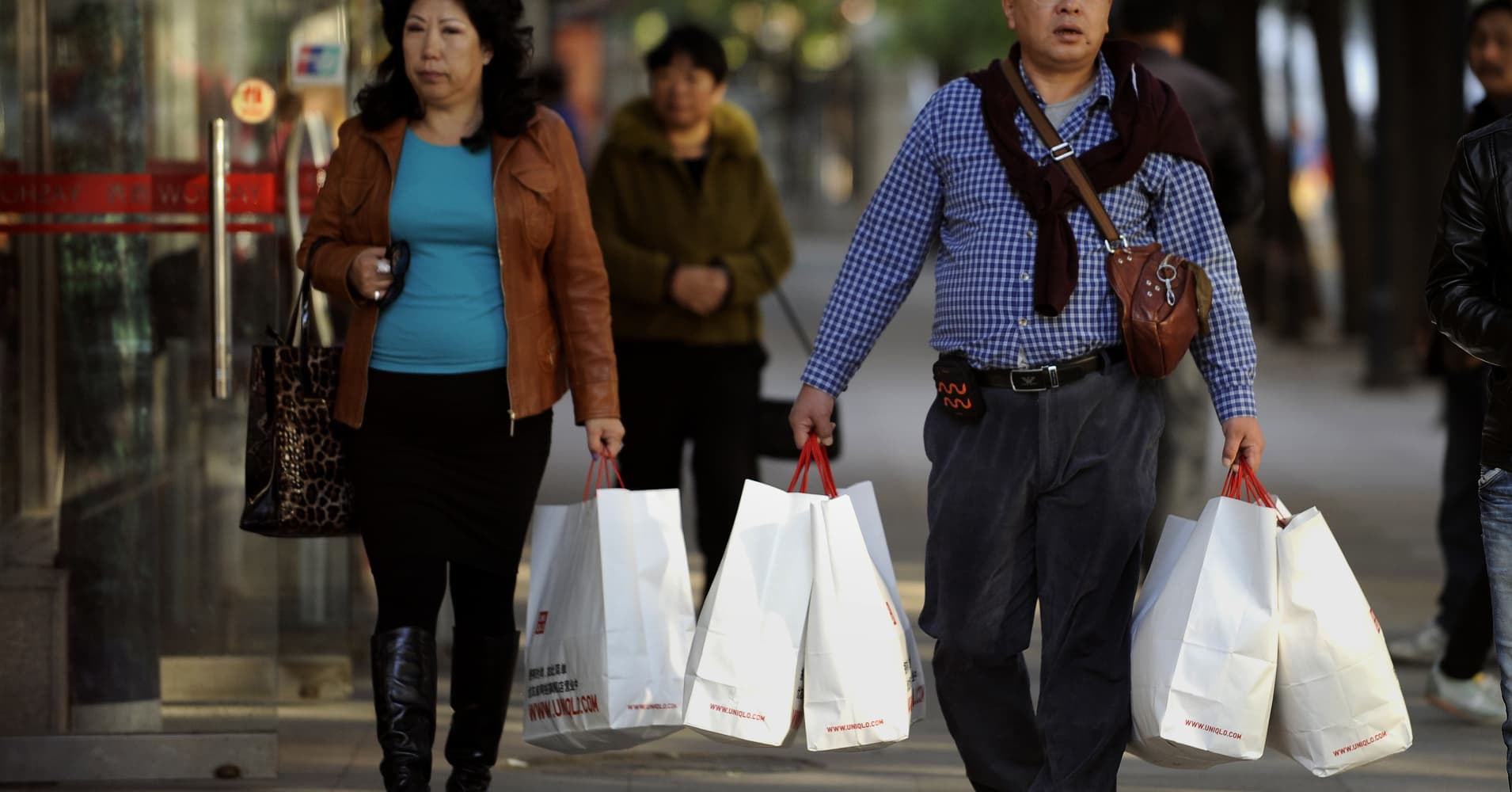 Worries about Chinese consumers spending less are 'overblown,' analysts say