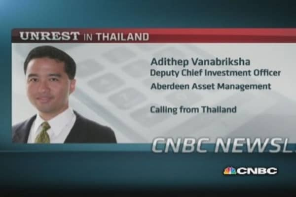 Why domestic investors still like Thai shares