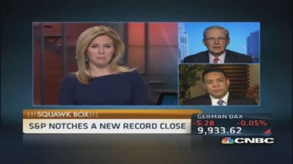 Data shows economy improving: Expert