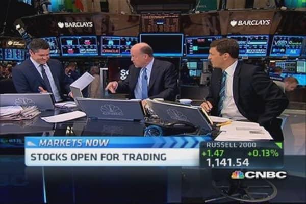 Cramer: Think new tech run outta gas