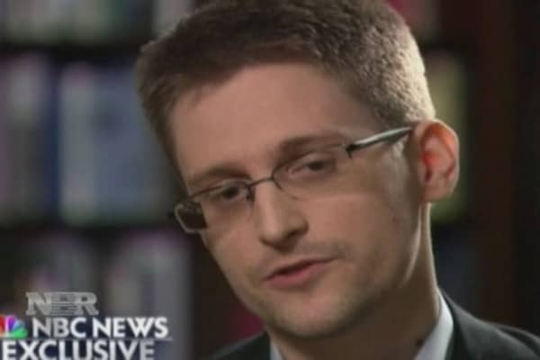 Snowden Interview Draws Attention in China