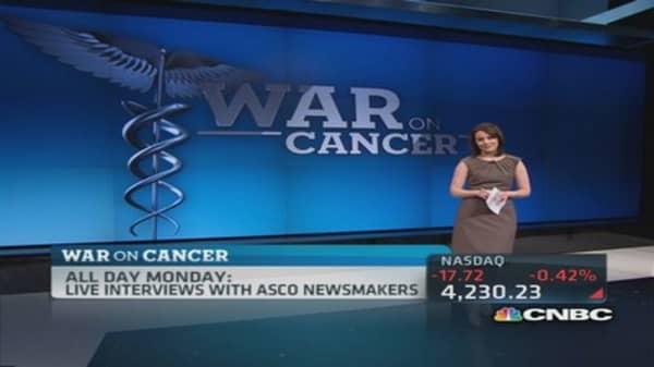 ASCO cancer care conference kicks off