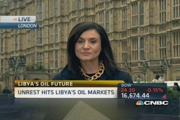 Libya's oil future