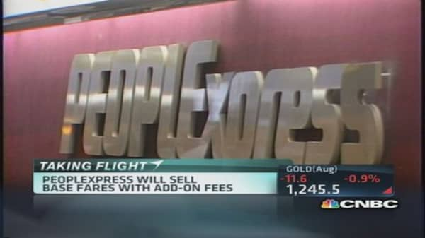 People Express Airlines is back