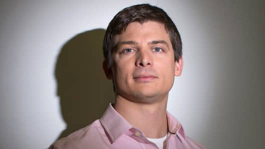 Josh Tetrick, founder and CEO of Hampton Creek Foods