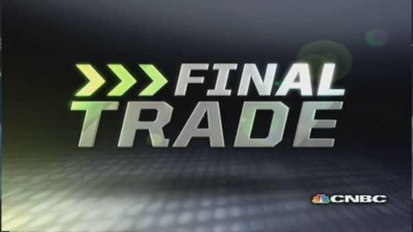 Fast Money Final Trade: AMX, HYG, LO, MET