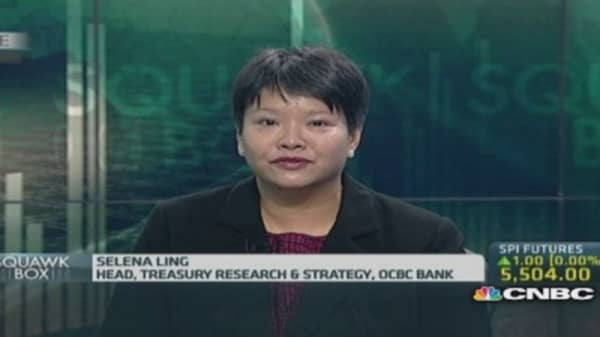 Despite robust PMI, still cautious on China: OCBC