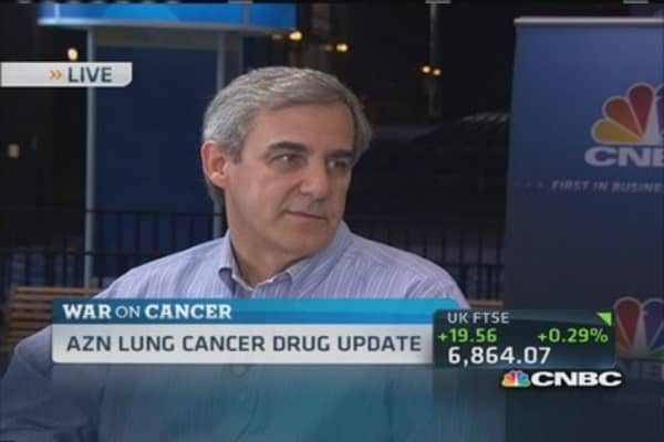 Why ASCO is important for AZN