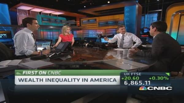 Piketty: Wealth inequality in America
