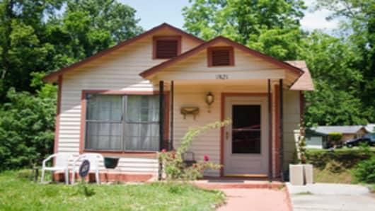 Irma Davis Home